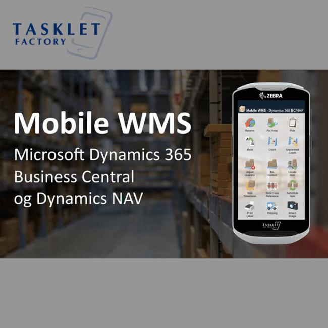 Tasklet Mobile WMS